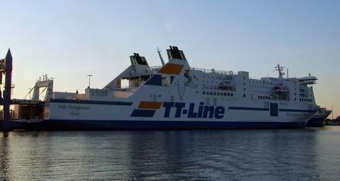 Nils Holgersson - TT-Line