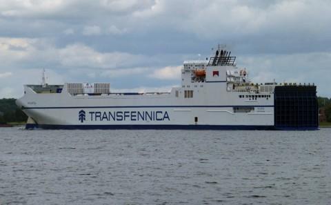 Fährschiff Pulpca
