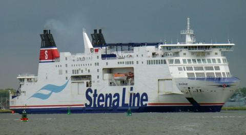 Skåne - Stena Line