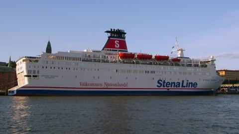 Fährschiff Stena-Danica