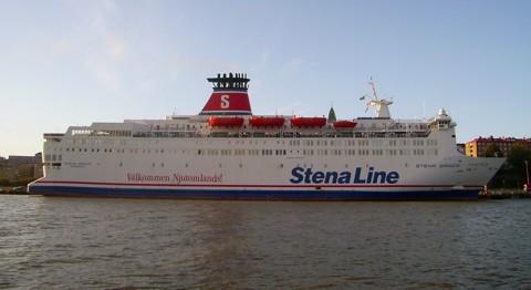 Fähre Stena Danica - StenaLine