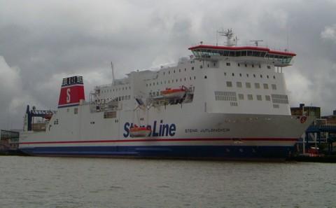 Fähre Stena Jutlandica