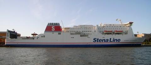 Fährschiff Stena Jutlandica - StenaLine