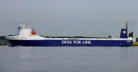 Tor Botnia - DFDS