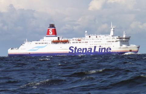 Fähre Trelleborg - Stena Line