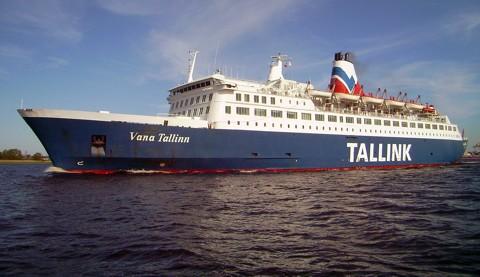Fähre Vana Tallinn
