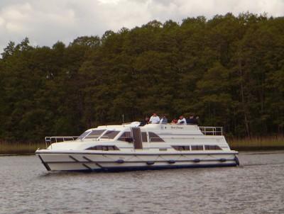 Mietboot Mecklenburger Seenplatte