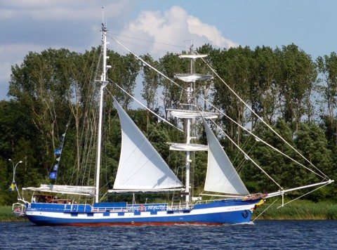 Baltic Beauty - Segeln