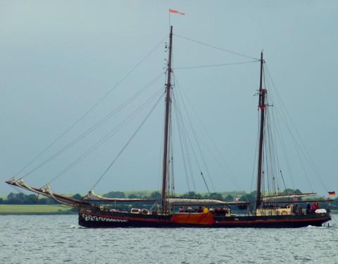Fortuna - Traditionssegelschiff