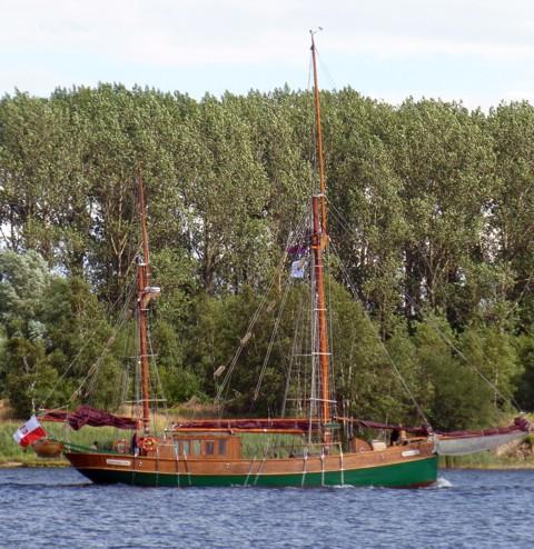 Haikutter Olander