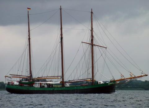 Pippilotta - Dreimastgaffelschoner