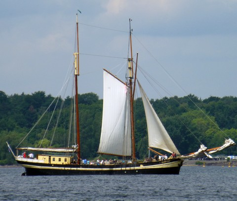 Zuiderzee - Segeln