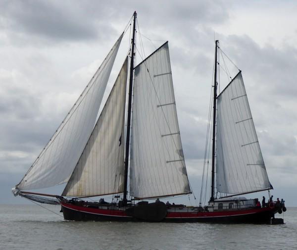 Plattbodenschiff Aegir