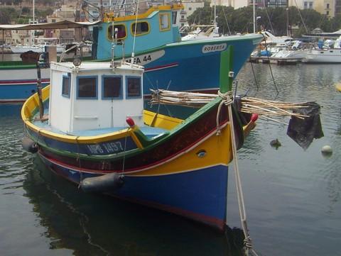 Luzzus - Malta
