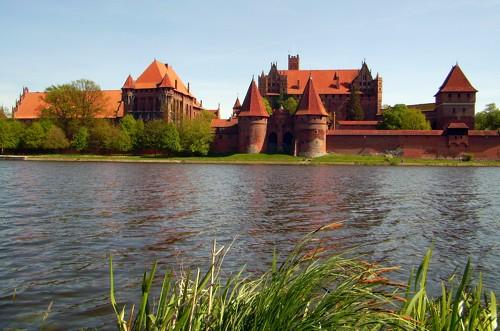 Marienburg an der Nogat (Polen)