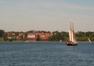Svendborg Sund - Segeln Dänemark