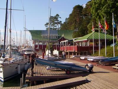 Mariehamn Westhafen