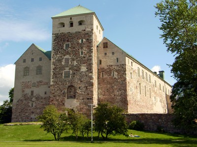 Burg in Turku