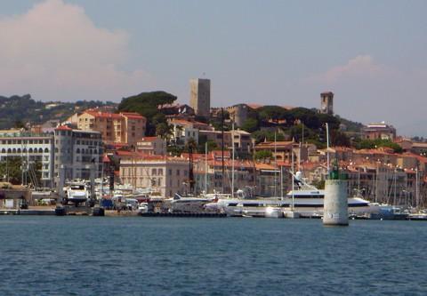 Cannes an der Cote d Azur