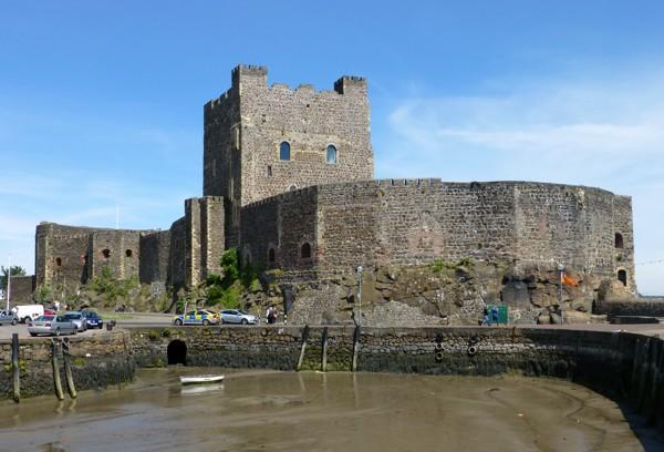 Castle in Nordirland