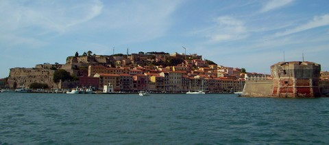 Portoferraio auf Elba
