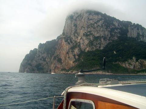 Tongji / Segeln Capri, Italien