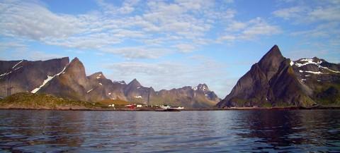 Segeln Reine - Lofoten, Norwegen