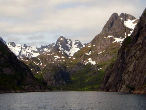 Trollfjord - Norwegen