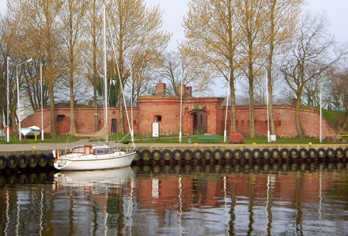 Segeln Polen - Kolberg Hafen