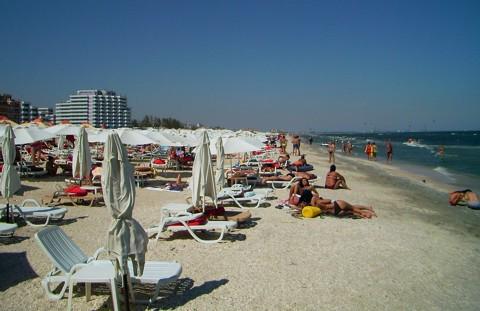 Mamaia am Schwarzen Meer
