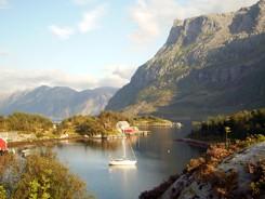 Segeln Norwegen