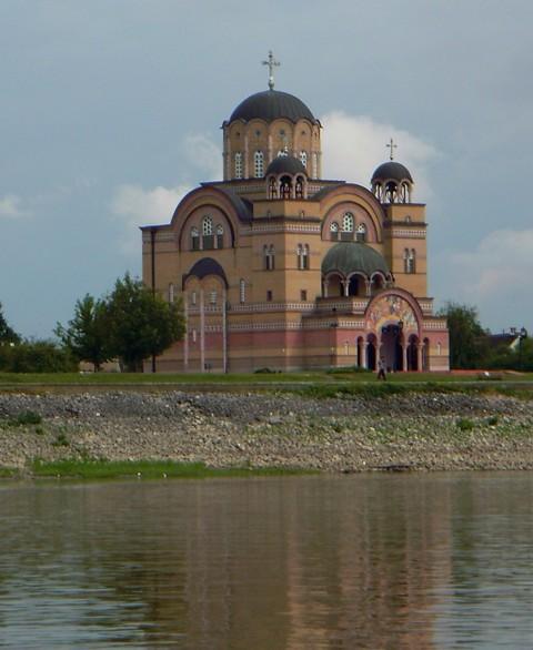 Donau bei Apatin