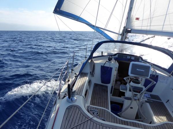 Segeln zu den Kanarischen Inseln