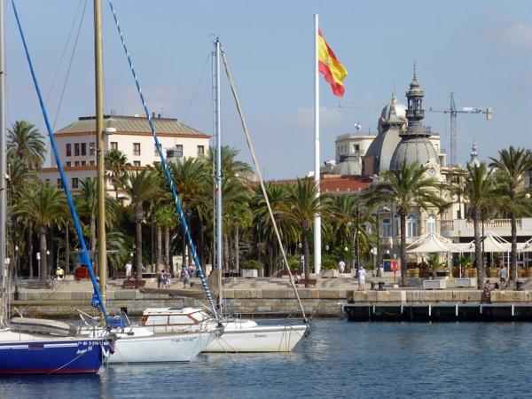 Spanien Mittelmeer