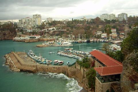 Antalya, Segeln Türkei