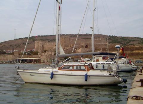 Bozcaada, Segeln Türkei