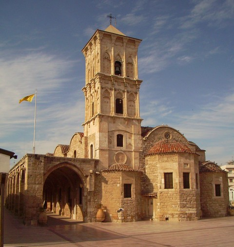 Agios Lazaros Kirche in Larnaka, Zypern