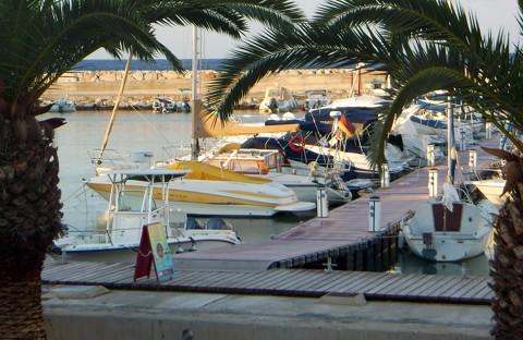 Hafen Latchi, Zypern