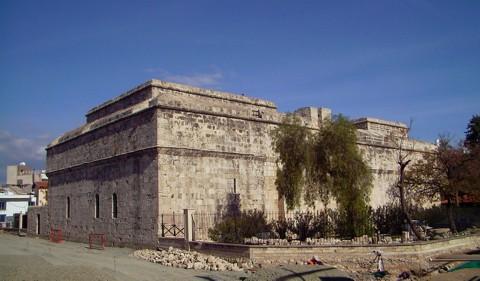Burg in Limassol, Zypern