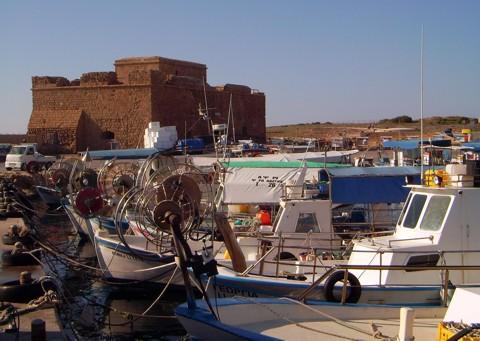 Pafos - Segeln Zypern