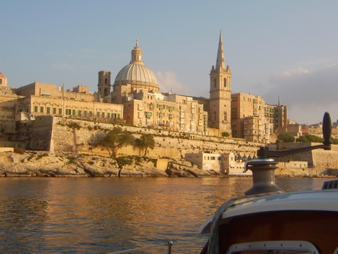 Tongji / Segeln nach Malta