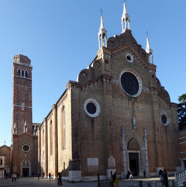 Frarikirche in Venedig