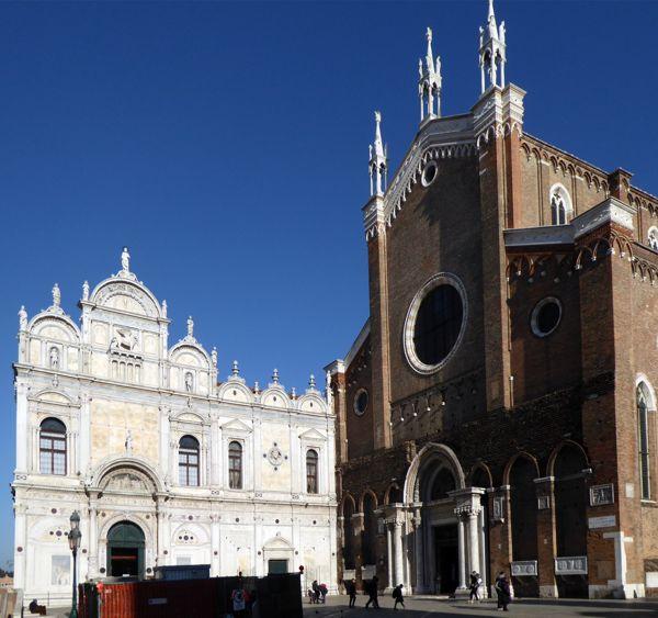 Santi Giovanni e Paolo in Venedig