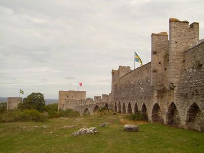 Ringmauer Visby